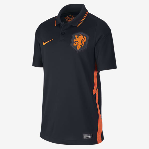 Nike Polo KNVB away junior