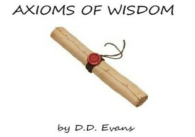 AXIOMS of WISDOM (e-book)