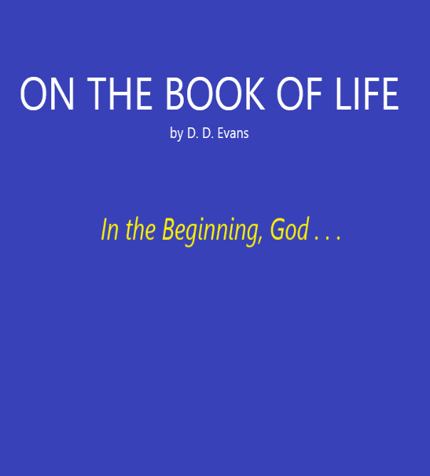 On the Book of Life (e-book)