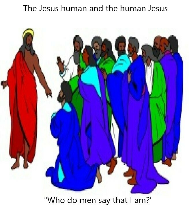 The human Jesus and the Jesus human