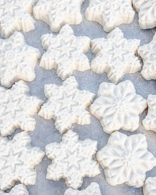 Snowflake Bombs