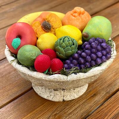 Phaedra's Fruit & Veggie Bowl