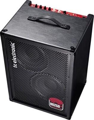 TC ELECTRONIC BG250-210 BASS AMP 250W