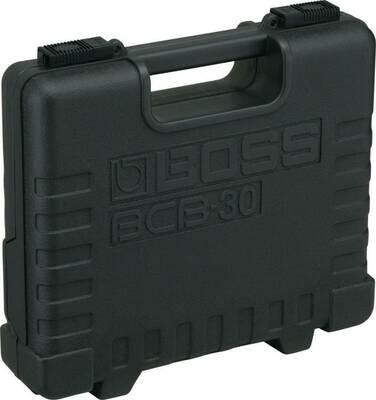 BOSS BCB-30 PEDAL CASE (3 PEDALS)