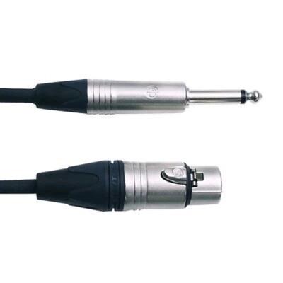 DIGIFLEX NXFP-3 FIL XLRF-1/4 3'