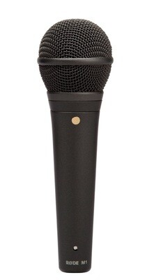 RODE M1 MICROPHONE DYNAMIQUE CARDIOIDE - VOCAL