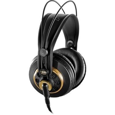 AKG K240 STUDIO PRO STUDIO HEADPHONES FOR MIXING