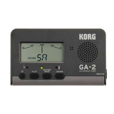 KORG GA2 GUITAR & BASS TUNER