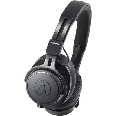 AUDIO-TECHNICA ATH-M60X CLOSED-BACK STUDIO HEADPHONES