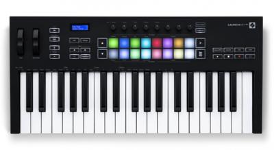 NOVATION LAUNCHKEY-37-MK3 MIDI CONTROLLER 37 KEYS