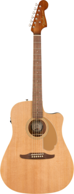 FENDER 097-0713-121 REDONDO PLAYER ACOUSTIC w/PU (NATURAL)