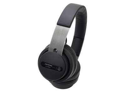 AUDIO-TECHNICA ATH-PRO7XBK HIGH POWER PRO DJ HEADPHONES