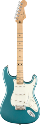 FENDER 014-4502-513 PLAYER STRAT SSS /MN/TIDEPOOL