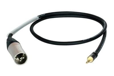 DIGIFLEX NKXM-6 CÃBLE 1/8 TRS-M (Stereo) @ XLR-M 6'