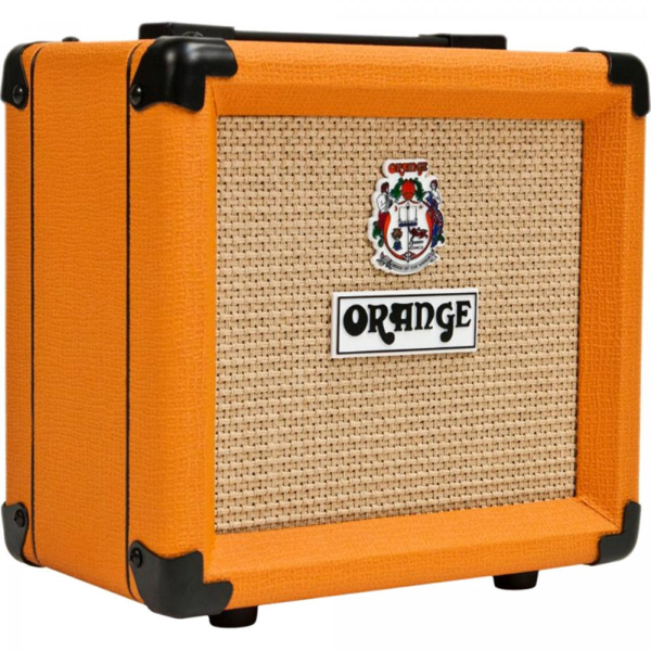 "ORANGE PPC108 Micro Terror Cabinet with 1x8"" Speaker. closed back"