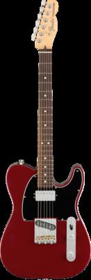 FENDER 011-5120-345 AM PERF TELE HUMB /AUBERGINE/RW/GAB