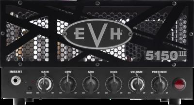 EVH 225-6020-000 LBX-S 15 WATTS GUITAR HEAD - BLACK
