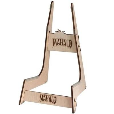 MAHOLO MSS-1 SUPPORT DE UKULELE EN BOIS
