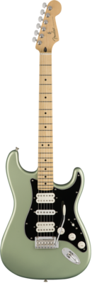FENDER 014-4532-519 PLAYER STRAT HSH /MN /SAGE GREEN METALLIC