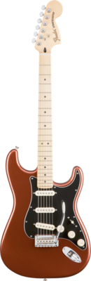 FENDER DELUXE ROADHOUSE STRATOCASTER MN - CLASSIC COPPER