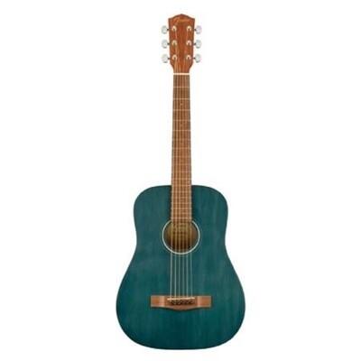FENDER 097-1170-187 FA-15 STEEL 3/4 ACOUSTIC GUITAR w/BAG /BLUE
