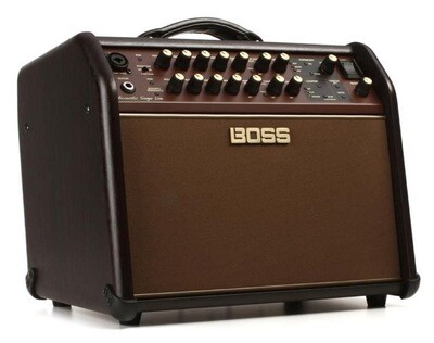 BOSS ACS-LIVE 60W ACOUSTIC AMP w/HARMONIZER
