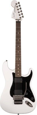 FENDER SQUIER CONT STRATOCASTER HH RVS RW - OLYMPIC WHITE