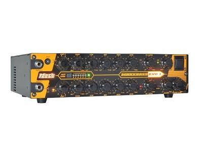 MARKBASS EVO 1 BASS HEAD / 2CH / 500W / FX / TUNER