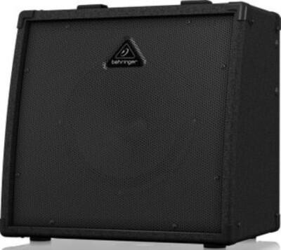 BEHRINGER KXD12 700w 4-CHANNEL KEYBOARD AMP w/FX/FEQ