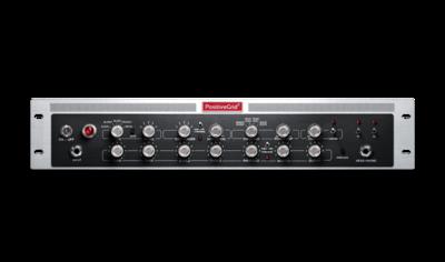 POSITIVE GRID BIAS RACK AMP 600-WATT AMP MATCH RACK (2u) AMP