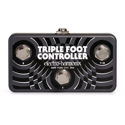 EHX TRIPLE FOOT CONTROLLER REMOTE FOOTSWITCH
