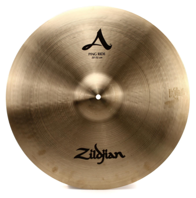 ZILDJIAN A0042 A SERIES 20'' PING RIDE