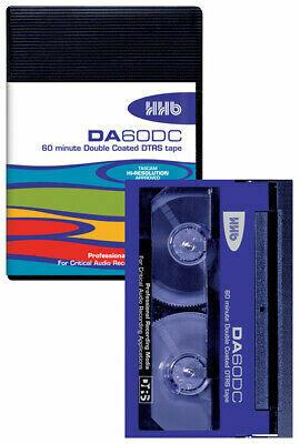 x_ HHB DA60 DC CASSETTE POUR TASCAM DA88