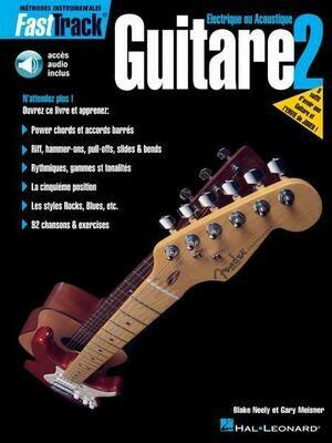 FAST TRACK 695435 GUITARE 2 / & CD