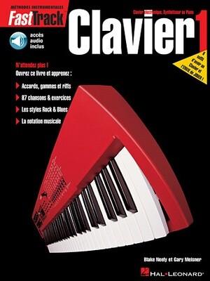 FAST TRACK 695438 METHODE DE CLAVIER VOL 1 /CD