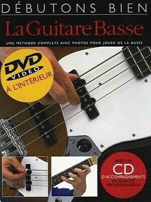 DEBUTONS BIEN LA BASSE AVEC CD&DVD