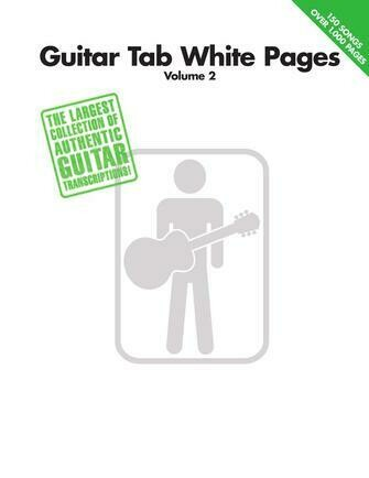 HAL LEONARD WHITE PAGES /EL.GT VOL 2