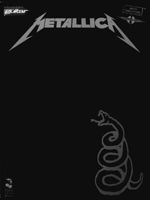 HAL LEONARD 5T2501195 METALLICA BLACK ALBUM /GUITAR