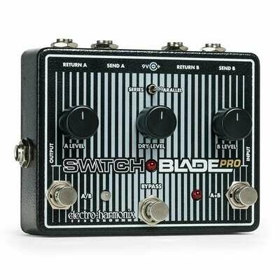 EHX SWITCHBLADE PRO DELUXE SWITCHING BOX