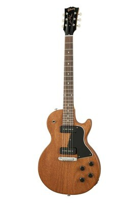 GIBSON LPSPTP01NWCH GUIT ELEC  Les Paul Special Tribute w/P-90s - Natural Walnut