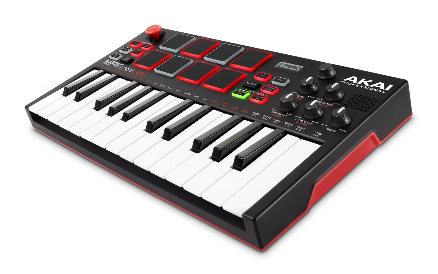 AKAI MPKMINIPLAYXUS MINI PLAY CONTROLLER WITH SOUNDS