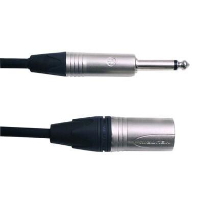 DIGIFLEX NXMP-6 FIL XLRM-1/4 6'
