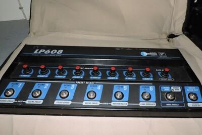 YORKVILLE LP-608 Console d'éclairage pour barre Yorkville (usagé)
