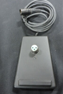 ASTATIC 40-112-DX Base pour micro avec Switch et DEL (usagé)