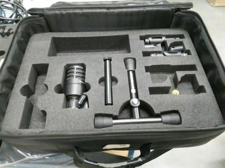 BEYER DYNAMIC TG PRO Kit de micro de Drum Avec coffre de transport (usagé)