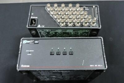 Extron SW4AR Switcher RGBVH (usagé)