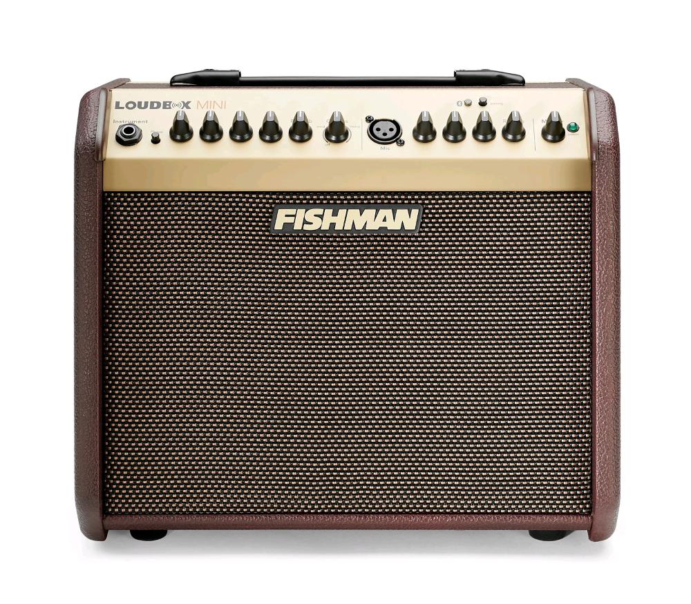 FISHMAN LOUDBOX MINI AMPLI DE GUITARE ACOUSTIQUE BLUETOOTH