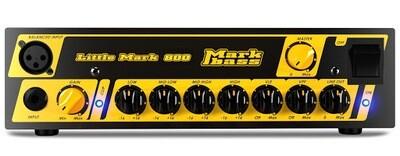MARKBASS LITTLEMARK-800 800W BASS AMP HEAD W/DI
