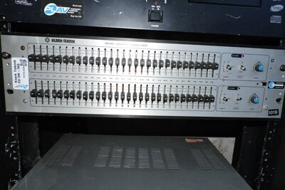 KLARK TEKNIK DN-360 EQ Double 31 bande (usagé)