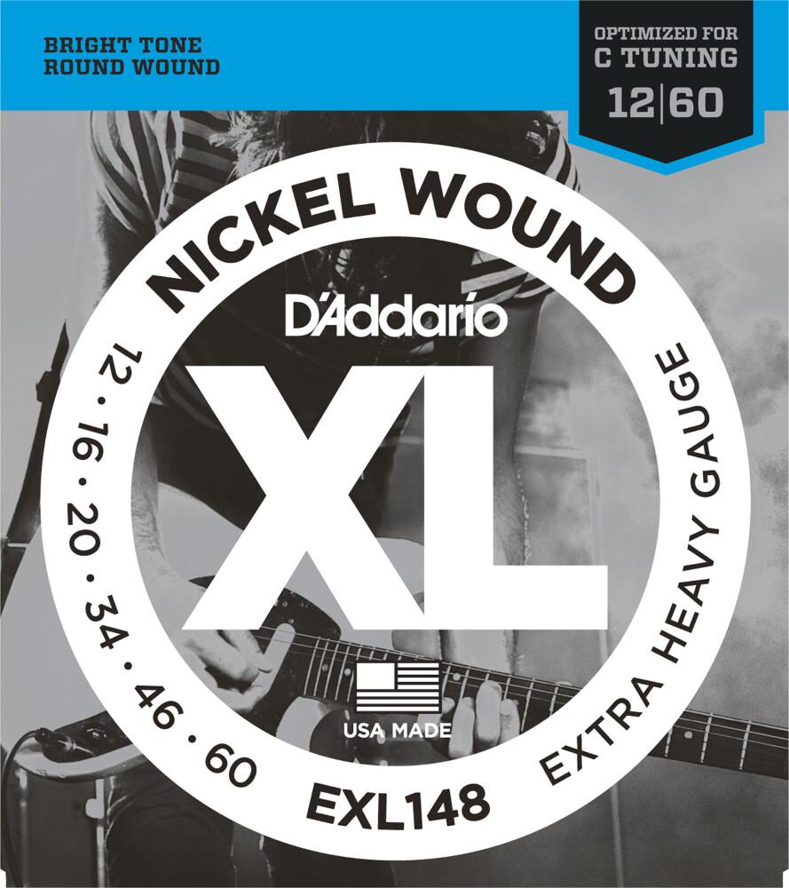 D'ADDARIO EXL148 12/60 XTRA HEAVY